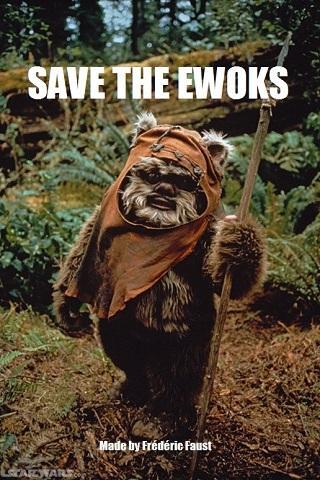 Save The Ewoks