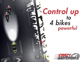 Screenshot of Crazy Motorbike Premium
