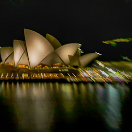 Sydney Opera House by Nancy Merolle - Buildings & Architecture Public & Historical