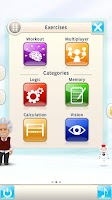Screenshot of Einstein™ Brain Trainer HD