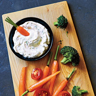 Creamy Ranch-Style Dip