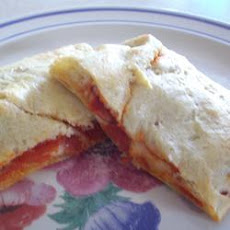 Quick Pizza Sandwiches