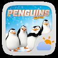 Penguins Of MG Weather Widget APK for Bluestacks
