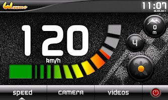 Screenshot of Wizzmo Lite Car System