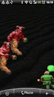 Screenshot of Doom Live Wallpaper