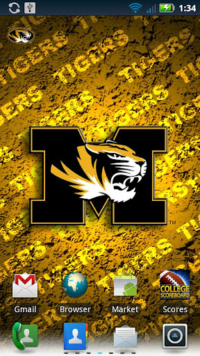 Missouri Revolving Wallpaper