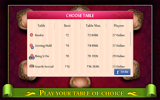 Screenshot of Teen Patti King ♠ Flush Poker