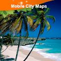 Barbados Street Map icon