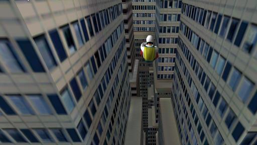 Wingsuit Pro - screenshot