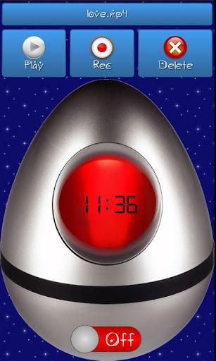 Voice your alarm Pro