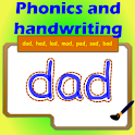 Phonics and HandWriting icon