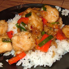 Easy Asian Skillet Chicken