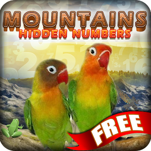 Mountains Hidden Numbers