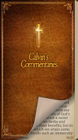 Screenshot of Calvin's Bible Commentaries