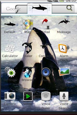 Orca Theme