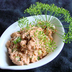 Really Easy and Good Salmon Pate'