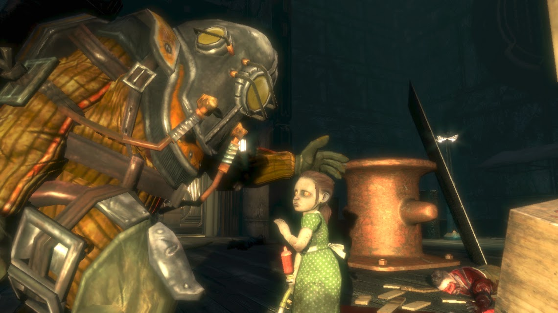 Levine denies PS3 BioShock, talks PC technicalities