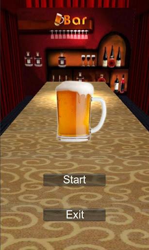 3D 推啤酒