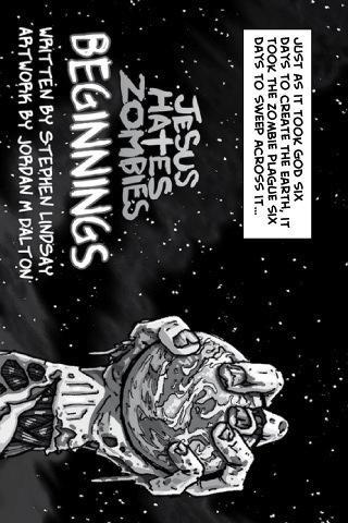 【免費漫畫App】Jesus Hates Zombies-APP點子