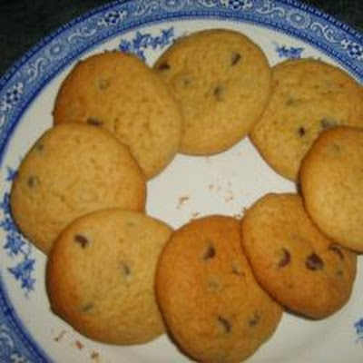 Yummy Egg-free Chocolate Chip Cookies