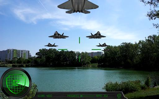 TD: Oculus Rift Style AR Game - screenshot