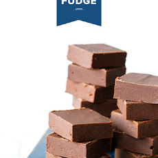 Old-Fashioned Fudge