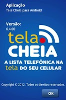 Screenshot of Tela Cheia - O que é?