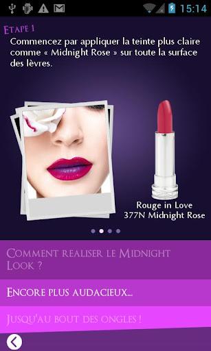 【免費生活App】Lancôme - Trésor Midnight Rose-APP點子