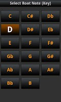 Screenshot of All Guitar Scales