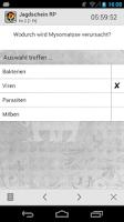 Screenshot of Jagdschein Rheinland-Pfalz