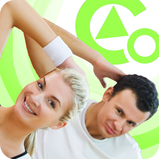 健身是適合 健康 App LOGO-APP試玩
