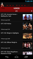 Screenshot of MMA Summit: UFC & MMA News