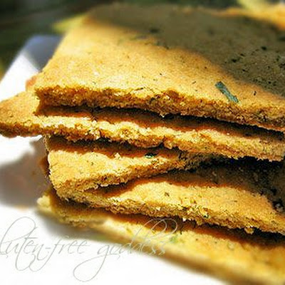 Easy Gluten-Free Buttermilk Flatbread