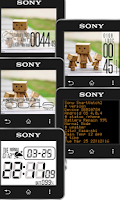 Screenshot of WatchFaces for SmartWatch2