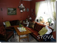 Livingroom in our summerhouse