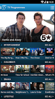 Screenshot of YouView