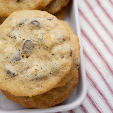 Chocolate Macadamia Peanut Butter Chip Cookies