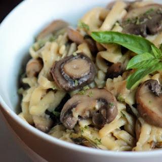 Greek Garlic Mushrooms Recipes