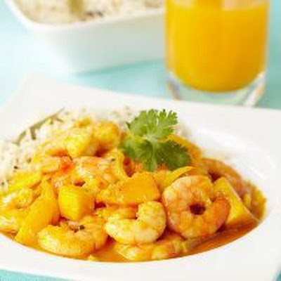 King Prawn Mango Curry