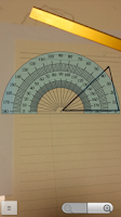 Screenshot of Protractor