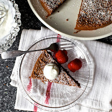 Chocolate Buckwheat Cake