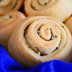 Garlic and Herb Rolls (Low Carb)