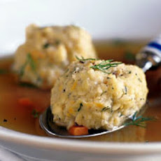 Matzo Balls My Way