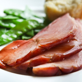 Cola-Pineapple Glazed Easter Ham