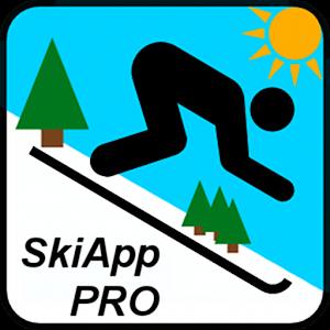 SkiApp PRO - THE Ski Computer