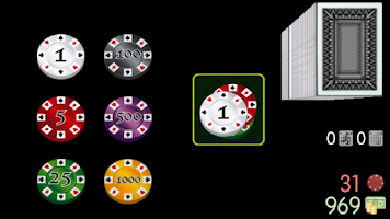 Screenshot of Ultimate BlackJack 3D FREE