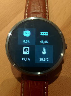 System Info For Android Wear