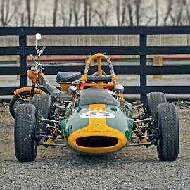 Race day by Tyler Pepin - Transportation Automobiles ( lotus, collin, classic, raceday )