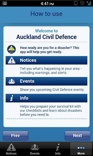 Auckland Civil Defence