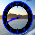 Neon Clock Widget icon